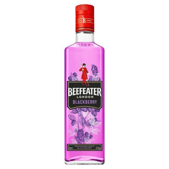 Beefeater Blackberry Flavoured Gin 70cl Bottle